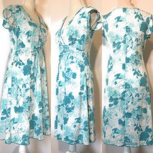 Jtb dress, chest wrap, Sz small
